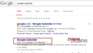 [Application] [Google Calendar] Tạo lịch nhắc nhở công việc, sự kiện bằng SMS miễn phí (Google Calendar)